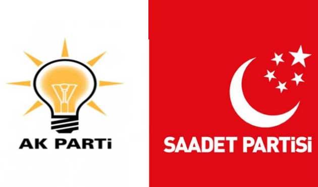 AK Parti-Saadet Görüşmeleri Yeniden