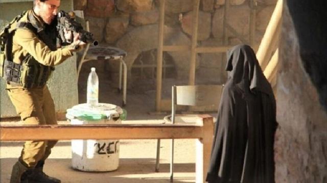 İsrail Askeri Filistinli Genç Kızı Şehid Etti