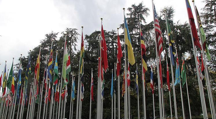 Filistin Bayrağı BM'de Dalgalanacak