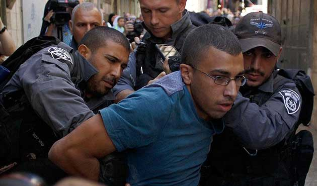 İşgalci İsrail Filistinlilere Ait Arazileri Gasp Etti!