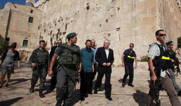 İsrail, İbrahim Camii'ni Müslümanlara Kapatıyor
