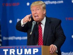 Trump: Suriyelileri Geri Göndereceğim