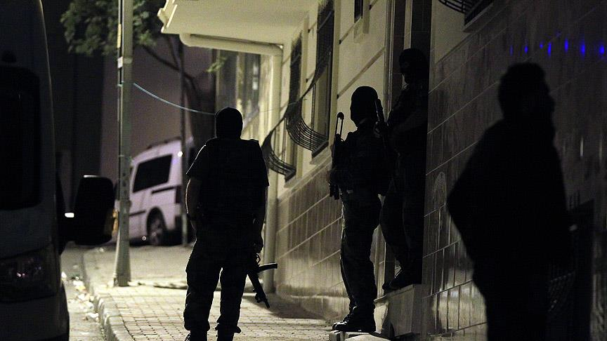 IŞİD'in Eylem Timi Sorumlusu Tutuklandı