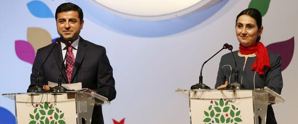 'HDP Olmazsa bu Gemi Batar'