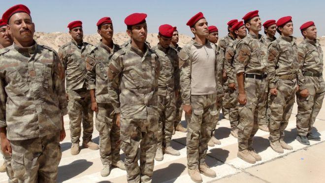 Irak'ta IŞİD Saldırısı