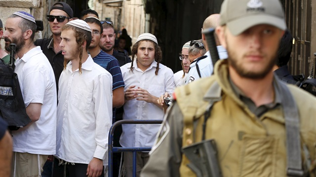 """Yahudilere """"Silahlanın"""" Çağrısı"""