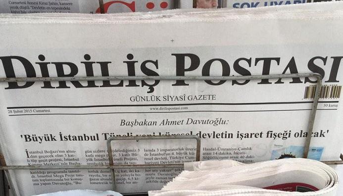 Diriliş Postası Yazarından AKP'ye Eleştiri