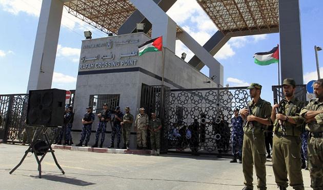 'Sınır kapısını ABD ve İsrail Kapattı'