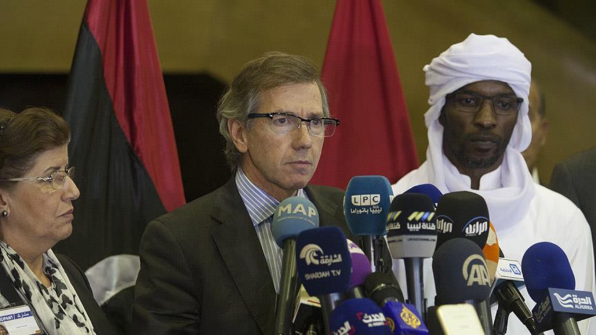 Libya'da Ulusal Birlik Hükümeti'ne İtiraz