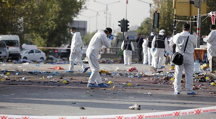 Ankara Saldırısında Ölü sayısı 95'e çıktı, isimler Açıklandı