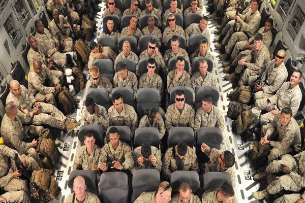 Afrika'da bir ülkeye Daha Amerikan Askeri Girdi