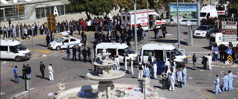 Ankara'daki Saldırıyla ilgili Yeni Gelişme