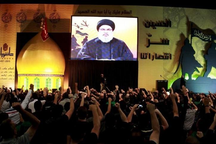 Nasrallah: Filistin'in Yanındayız