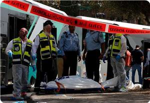 Siyonistlere Şok Saldırı