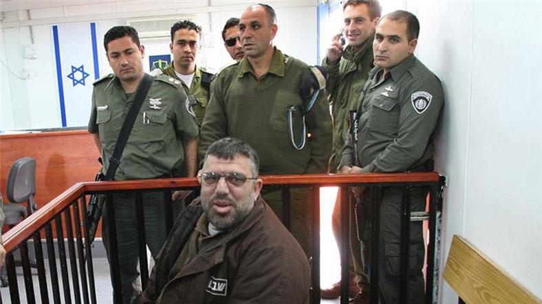 Hamas liderine İsrail Gözaltısı