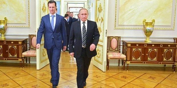 'Rusya Esed'li bir Suriye istiyor'