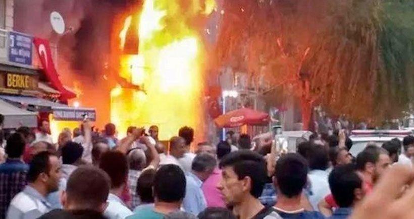 'Kırşehir'de Listeye Göre Saldırdılar' İddiası