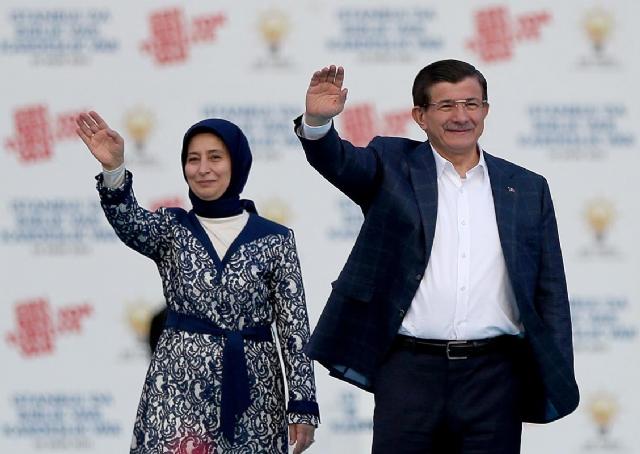 AK Parti'den İstanbul'da Dev Miting