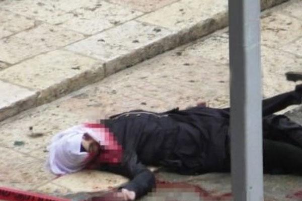 İsrail Genç Kızı Şehid Etti