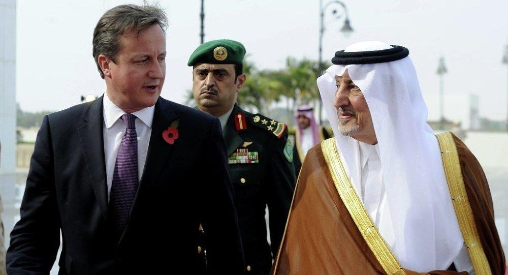 Suud Londra Büyükelçisinden, İngiltere'ye Rest