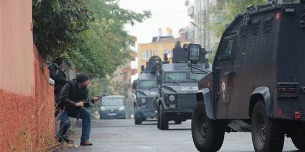 IŞİD sınırda askerlere ateş açtı