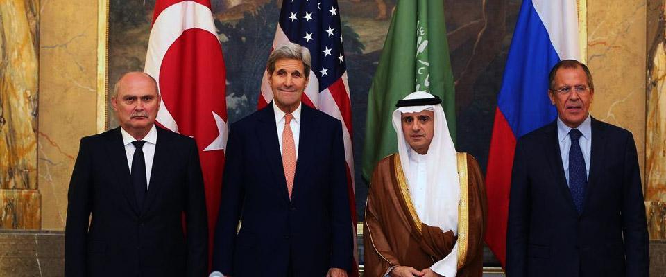 Viyana'da 2. Suriye Toplantısı Sona Erdi