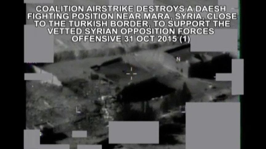 DAEŞ'e Karşı Ortak Operasyon
