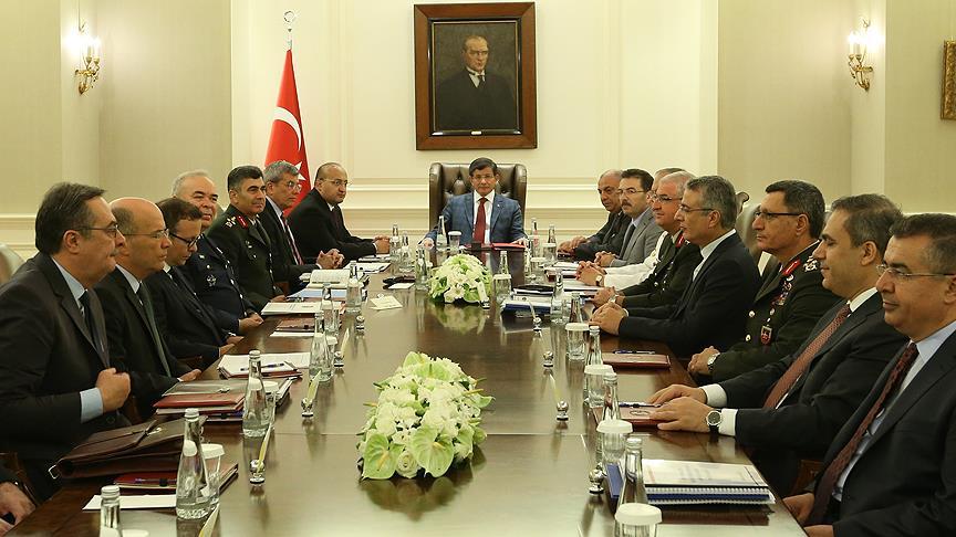 Davutoğlu'ndan MYK sonrası Kritik Açıklama!