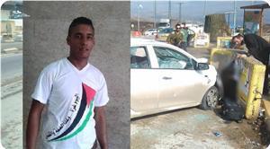 Nablus'ta Araçlı Eylem: İkisi Ağır 4 Siyonist Yaralandı