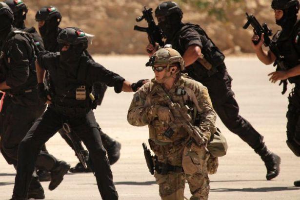 Ürdün'de 2 ABD'li Güvenlik  Eğitmeni Öldürüldü