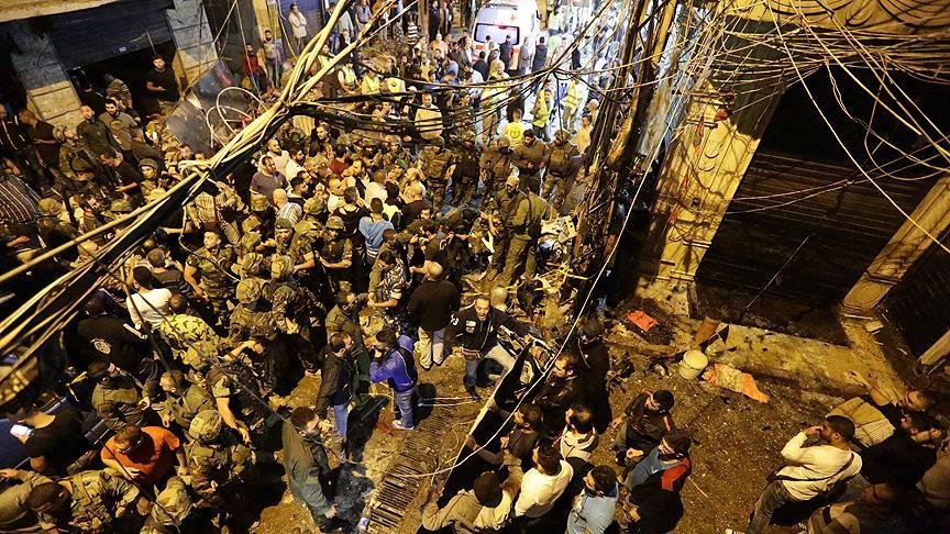 IŞİD'den Lübnan'da Katliam