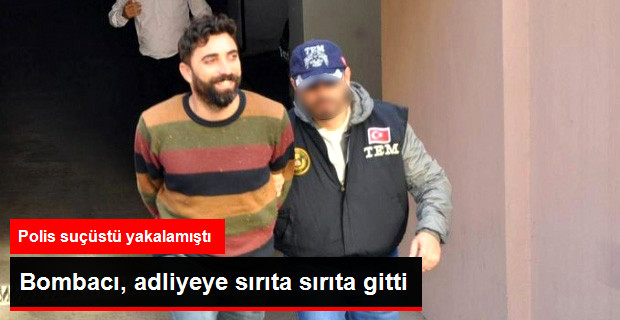 PKK'nın Bombacı Timi Adliyeye Sırıta Sırıta Gitti!