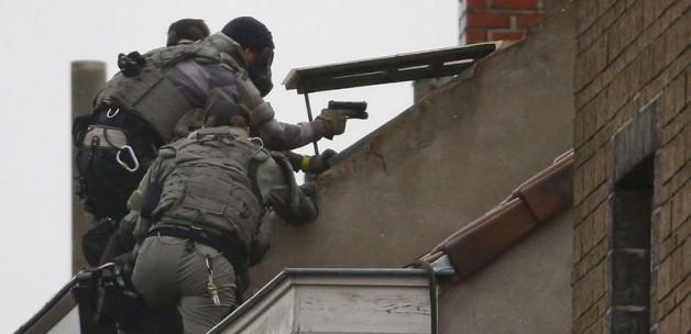 Polis IŞİD'in Avrupa'daki  Başkentini Bastı!