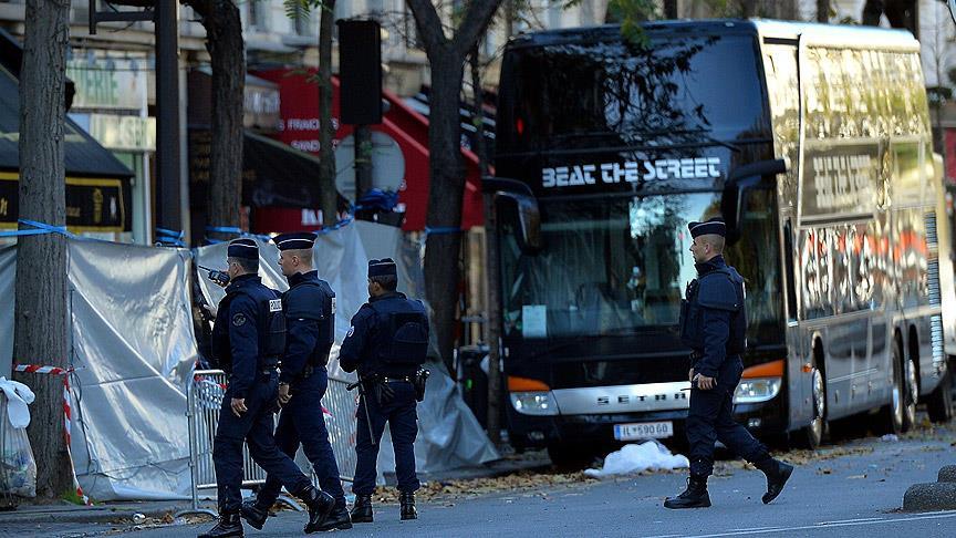 Paris'in Kuzeyinde Polis Operasyonu