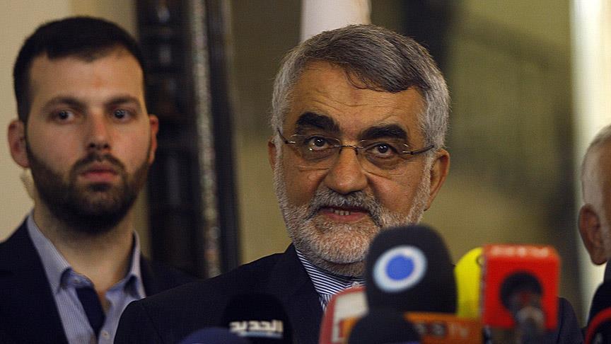 'Hamas'a Desteğimiz Devam Edecek'