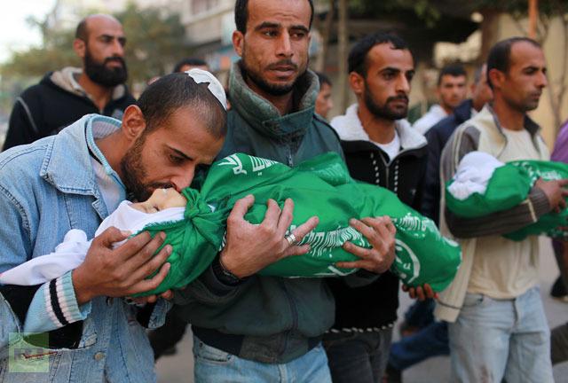 İşgal Güçleri 2015'in Başından Bu Yana Filistinli 23 Çocuğu Şehit Etti