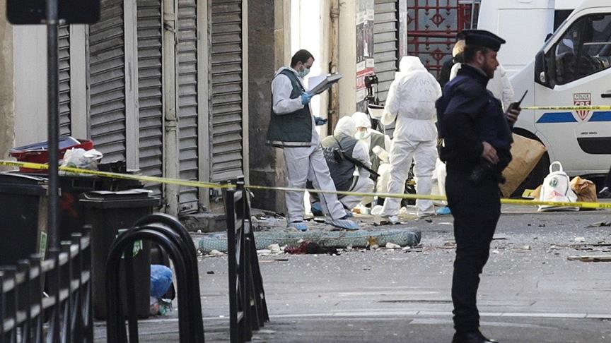 Paris'te Patlayıcı Kemer Bulundu