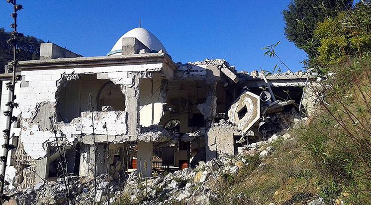 Rusya Suriye'yi Bombalamaya Devam Ediyor