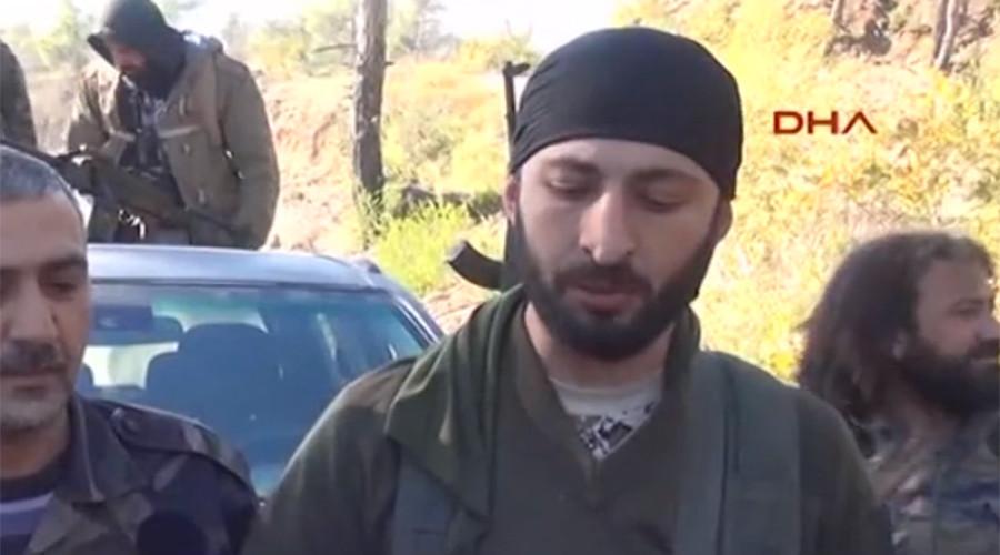 Türkmen Komutan Elazığlı Ülkücü Çıktı