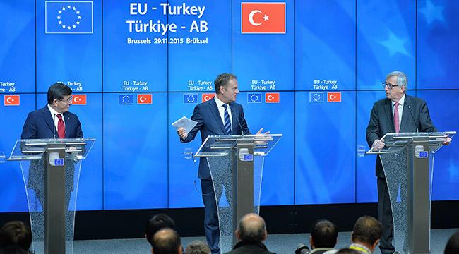 AB-Türkiye Zirvesi Kararları