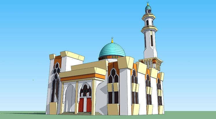 Gazze'de Yıkılan 9 Cami için Temel Atılacak