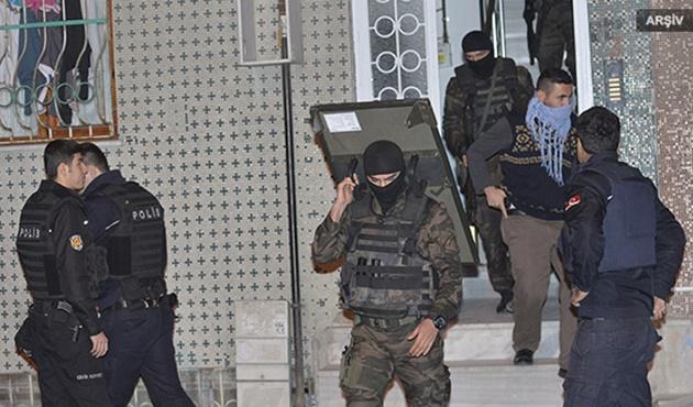 İstanbul'da Canlı Bomba Operasyonu
