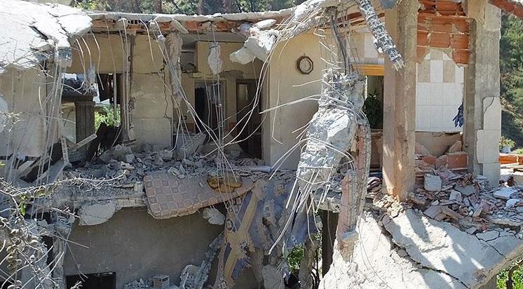Rus jetleri Kadın Ve Çocukları Vurdu