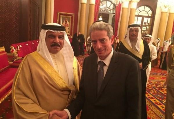 Bahreyn Kralından Sarayda Yahudi Bayramı Kutlaması