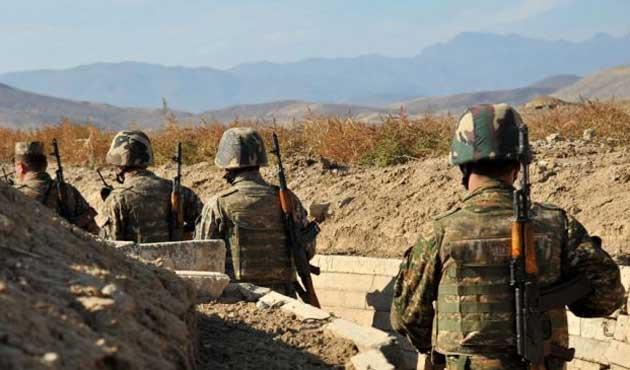 Ermenistan Ateşkesin Bittiğini Açıkladı