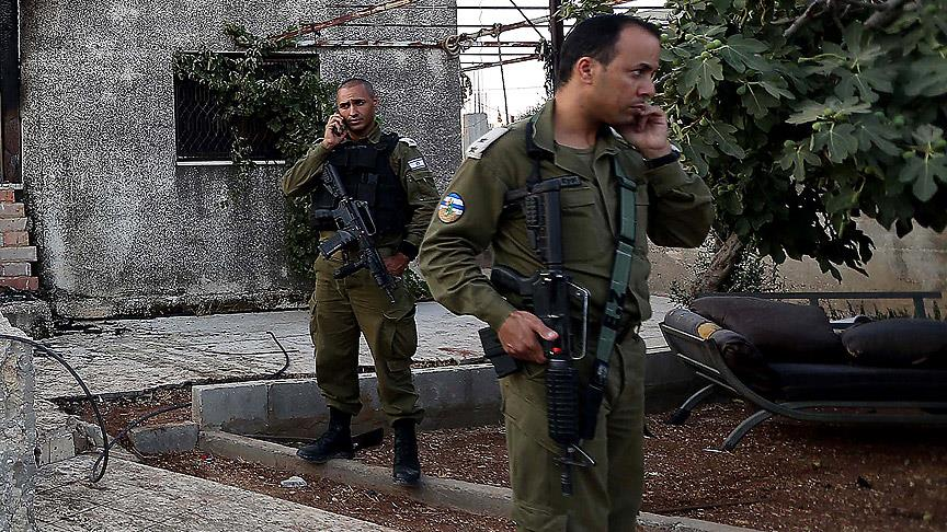 İsrail 2 Filistinli Ailenin Evini Yıkacak
