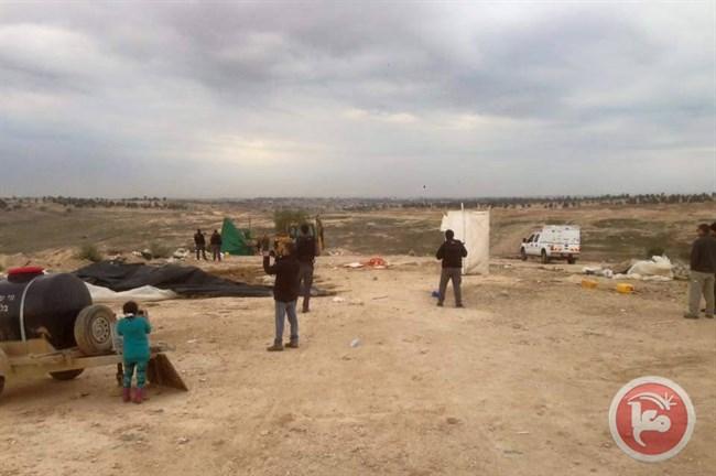 İsrail, el-Arakib Köyünü 92. Kez Yıktı