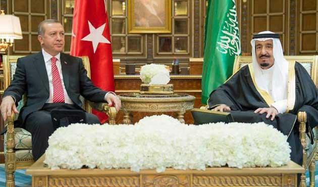 Erdoğan Yemen'de Suudi Arabistan'la 'Aynı Düşünüyoruz'