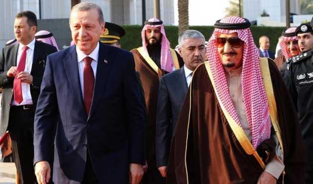 Türkiye Suud Destekli İttifakın Her Aşamasında Olacak