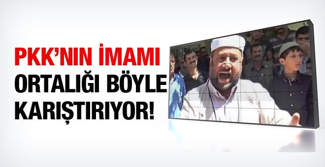 Şırnak'ta PKK İmamından Olay Yaratacak Sözler!